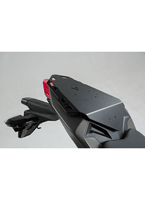 SEAT-RACK Black. Kawasaki Z 300 (15-).