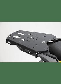 STEEL-RACK Black. Kawasaki Versys 650 (15-).