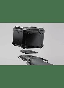 TRAX ADV top case system Black. Triumph Sprint ST 1050 / Tiger 1050 SE.