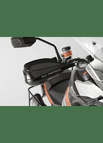 BBSTORM handguard kit Black. KTM 1090/1190 Adv, 1290 SAdv.