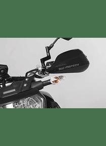 BBSTORM handguard kit Black. Yamaha MT-09 (13-) / XSR700 (15-).