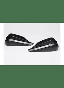 BBSTORM handguard kit Black. Honda, KTM, Suzuki models.
