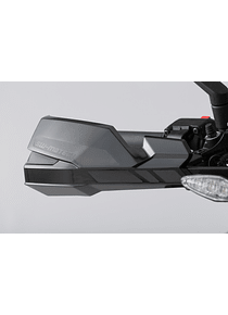KOBRA Handguard Kit Black. KTM 1290 Super Duke R (14-).