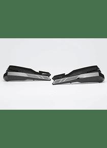KOBRA Handguard Kit Black. Aprilia Pegaso 650.