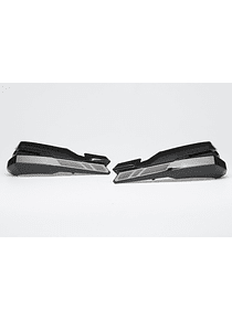 KOBRA Handguard Kit Black. BMW G 650 GS / Sertao, R 100 GS.