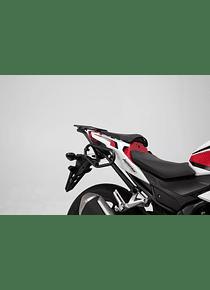 SLC side carrier right Honda CB500F (16-18), CBR500R (16-18).