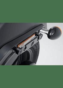 SLH side carrier left Harley-Davidson Softail Fat Bob / S (17-).