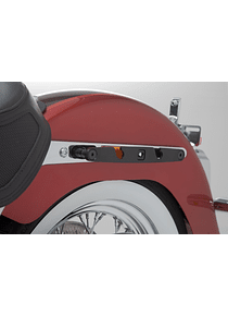 SLH side carrier left Harley-Davidson Softail Deluxe (17-).