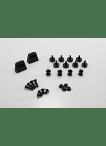 Adapter kit for PRO side carrier For Givi MonoKey. Mounting of 2 cases.