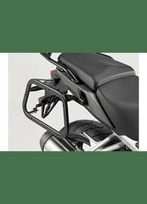 EVO side carriers Black. Honda VFR 800 X Crossrunner (15-).