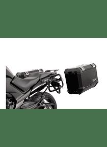 EVO side carriers Black. Honda CBF 1000 F (09-16).