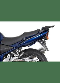 EVO side carriers Black. Suzuki GSF 1200 Bandit / S (00-04)