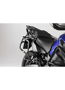 EVO side carriers Black. Yamaha XT1200Z Super Tenere (10-).