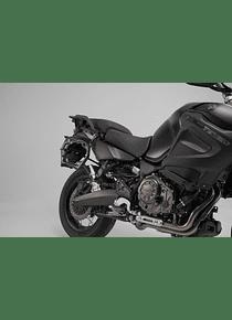 PRO side carriers Black. Yamaha XT1200Z Super Tenere (10-).