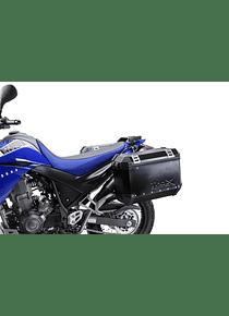 EVO side carriers Black. Yamaha XT 660 X / R (04-).