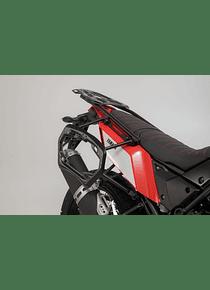 PRO side carriers Black. Yamaha Tenere 700 (19-).