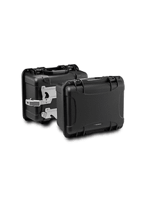 NANUK side case system Black. BMW F 650/700/800 GS.