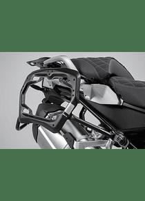 PRO side carriers Black. BMW R1200GS (12-), R1250GS (18-).