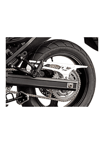 Chain guard Silver. Suzuki DL650 (04-) / V-Strom 1000 (14-).