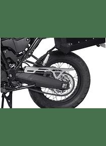 Chain guard Silver. Yamaha XT660Z Tenere (07-).
