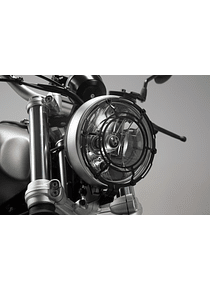 Headlight guard Grille. Black. BMW R nineT (14-)/Scrambler (16-).