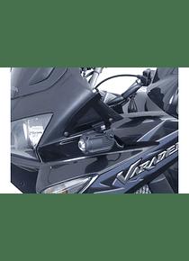 Light mount Black. Honda XL1000V Varadero (01-11).