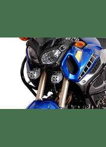 Light mounts Black. Yamaha XT1200Z Super Tenere (10-13).