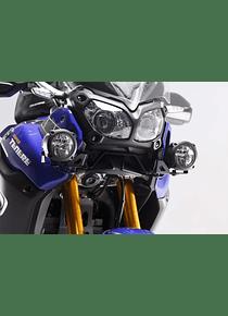 Light mounts Black. Yamaha XT1200Z Super Tenere (14-).