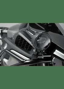Light mounts Black. BMW R1200GS (12-), R1250GS (18-).