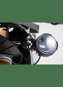 Light mounts Black. BMW F 750 / 850 GS (17-).