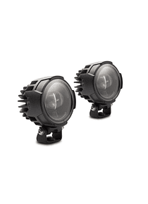EVO fog light kit Black. Kawasaki Versys 650 (10-14).