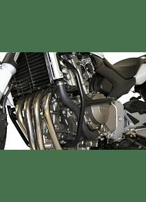 Crash bar Black. Honda CB 600 F (98-06) CB 600 S (99-06).