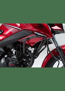 Crash bar Black. Honda CB 125 F (15-16).