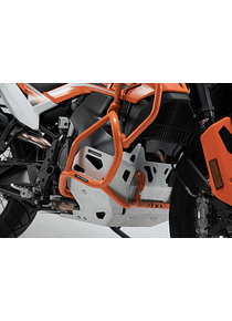 Crash bar Orange. KTM 790 Adventure/ 790 Adventure R (19-).