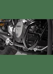 Crash bar Black. Yamaha XJR1200 / XJR1300 (95-).