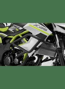 Crash bar Black. Kawasaki Z125 (18-).