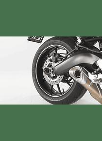Slider set for rear axle Black. Yamaha MT-09 (13-16)/Tracer, XSR900/Abarth.