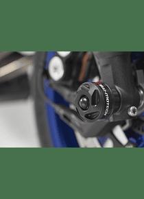 Slider set for front axle Black. Yamaha MT-09/Tracer (13-16), XSR900/Abarth.