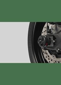 Slider set for rear axle Black. Yamaha MT-09 (16-).