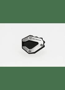 Extension for side stand foot Black/Silver. KTM 1290 Super Duke GT (18-).