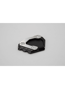 Extension for side stand foot Black/Silver. BMW G 310 GS (17-).