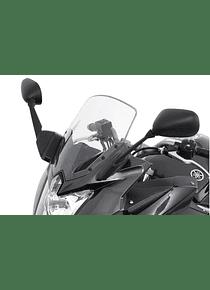Mirror extension Profile. Black. Yamaha XJ-6 (08-).