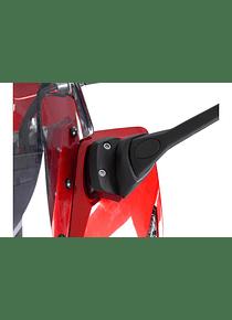 Mirror extension Profile. Black. Yamaha FZ1 Fazer (08-).