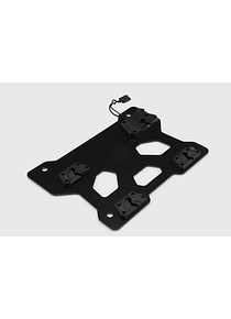 Adapter plate right for SysBag 30 Black.