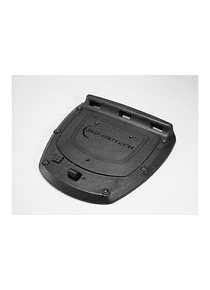 Spare base plate for T-RaY top case L/XL For STEEL-RACK and other luggage racks. Black.