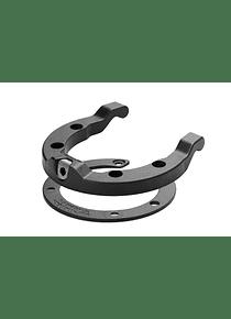 ION tank ring Black. MV Agusta/Triumph. 6 screws.