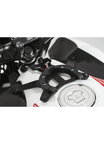 ION tank ring Black. Honda CB 500 F (13-16).