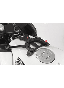 ION tank ring Black. Honda CBR 500 R (13-15).