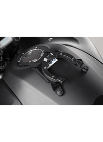 ION tank ring Black. Honda VFR 800 X Crossrunner (15-).