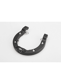 ION tank ring Black. Yamaha MT-03 (16-).